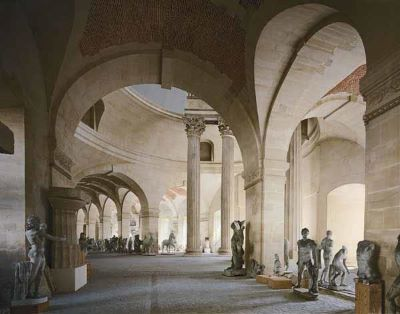 Les Petites Ecuries Chateau de Versailles, 1985