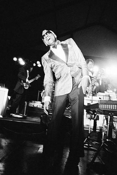Ray Charles, New York 1993