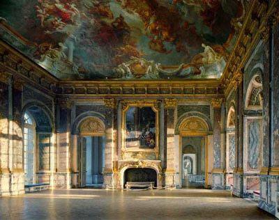 Salon d'Hercule – 1er étage, Château de Versailles, 2007