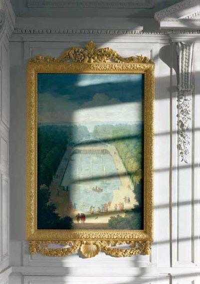 Sales des Sources, Grand Trianon –R.d.C, Château de Versailles, 2005