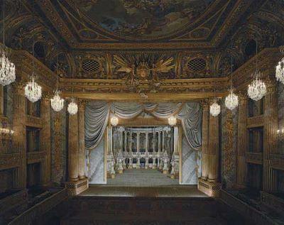 The Royal Opera Chateau de Versailles, 1985