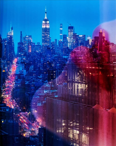 Lips in New York