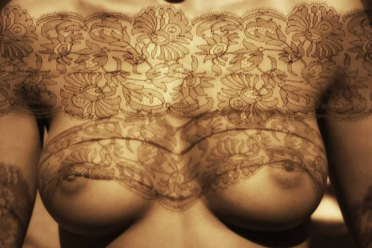 Guido Argentini - Breast and Lace