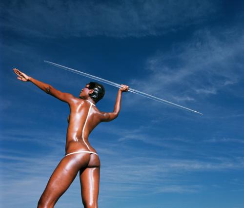 Olympic Javeling