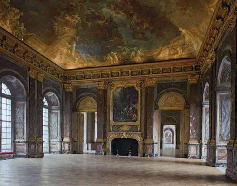 Salon d'Hercule, Chateau de Versailles