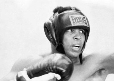 Terry O'Neill - Muhammad Ali