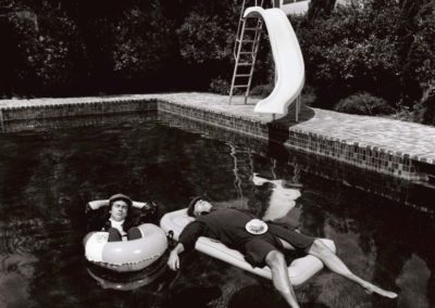 Terry O'Neill - Peter Cook & Dudley Moore